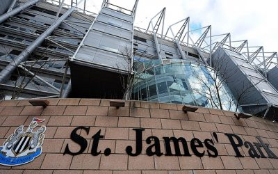 St James' Park Stadium Tour